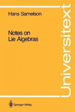Notes on Lie Algebras (Paperback)