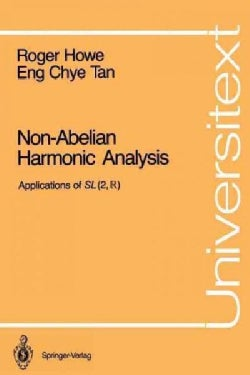 Non-Abelian Harmonic Analysis: Applications of Sl (Paperback)