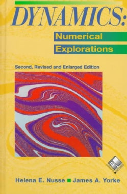 Dynamics: Numerical Explorations : Accompanying Computer Program Dynamics 2 (Hardcover)