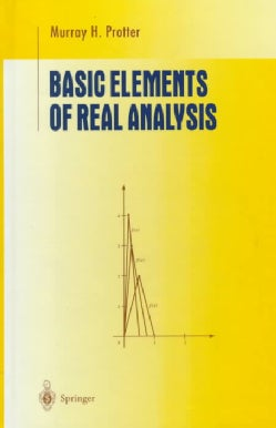 Basic Elements of Real Analysis (Hardcover)