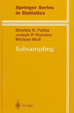 Subsampling (Hardcover)