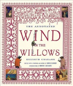 The Annotated Wind in the Willows (Hardcover)