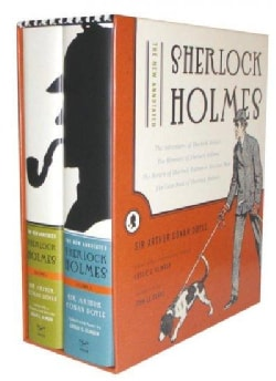 The New Annotated Sherlock Holmes 150th Anniversary: The Short Stories (Hardcover)