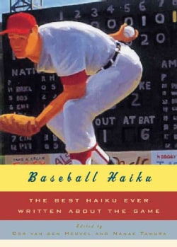 Baseball Haiku (Hardcover)