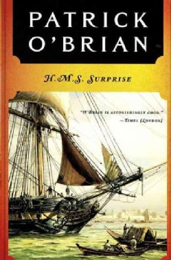 H.M.S. Surprise (Paperback)
