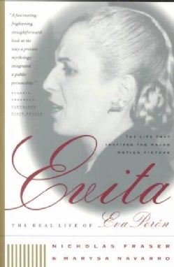Evita: The Real Life of Eva Peron (Paperback)