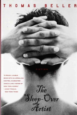 The Sleep-Over Artist (Paperback)