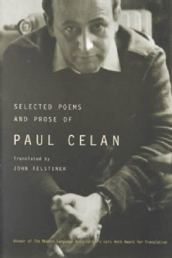 Selected Poems and Prose of Paul Celan (Paperback)