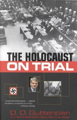 The Holocaust on Trial (Paperback)