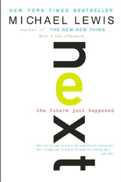 Next: The Future Just Happened (Paperback)
