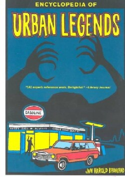 Encyclopedia of Urban Legends (Paperback)