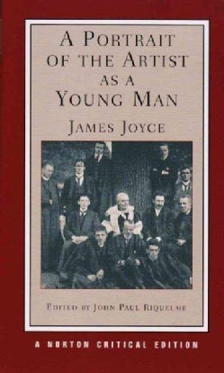 Portrait of the Artist As a Young Man (Paperback)