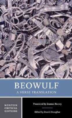 Beowulf: A Verse Translation (Paperback)