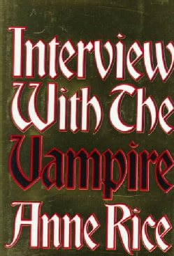 Interview With the Vampire (Hardcover)