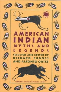 American Indian Myths and Legends (Paperback)
