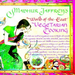 Madhur Jaffrey's World-Of-The-East Vegetarian Cookbook (Paperback)