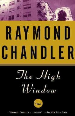 The High Window (Paperback)