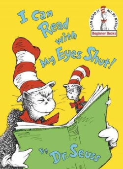 I Can Read With My Eyes Shut (Hardcover)