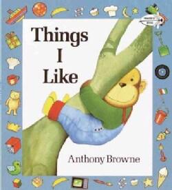 Things I Like (Paperback)