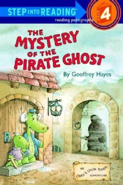 The Mystery of the Pirate Ghost (Paperback)