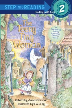 The Teeny Tiny Woman (Paperback)