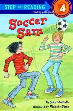 Soccer Sam: A Step 4 Book (Paperback)