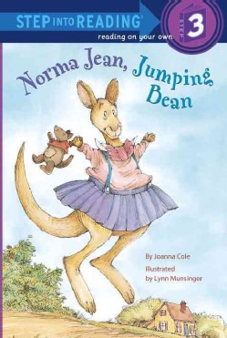 Norma Jean, Jumping Bean (Paperback)
