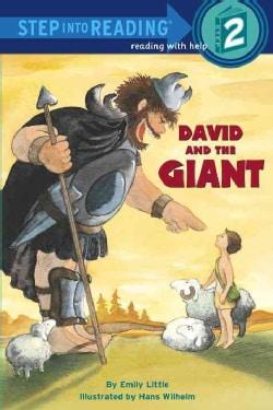 David and the Giant: A Step 1 Book, Preschool Grade 1 (Paperback)