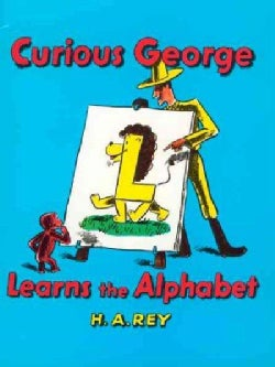 Curious George Learns the Alphabet (Paperback)
