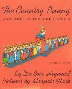The Country Bunny and the Little Gold Shoes (Paperback)