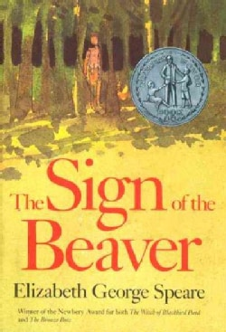 The Sign of the Beaver (Hardcover)