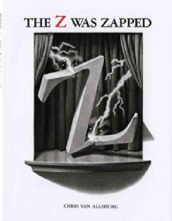 The Z Was Zapped: A Play in Twenty-Six Acts (Hardcover)