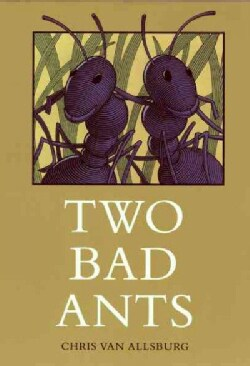 Two Bad Ants (Hardcover)