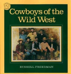 Cowboys of the Wild West (Paperback)