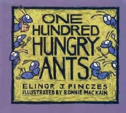 One Hundred Hungry Ants (Hardcover)