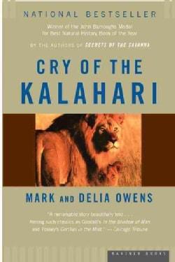 Cry of the Kalahari (Paperback)