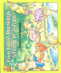 Five Little Monkeys Sitting in a Tree (Paperback)
