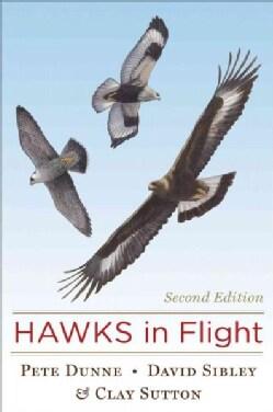 Hawks In Flight: The Flight Indentification of North American Raptors (Hardcover)