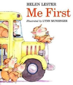 Me First (Paperback)