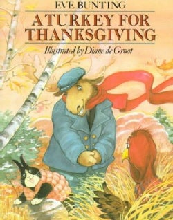 A Turkey for Thanksgiving (Paperback)