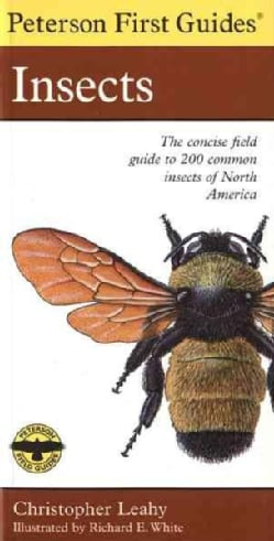 Peterson First Guide to Insects of North America (Paperback)