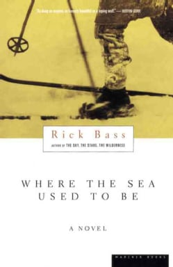 Where the Sea Used to Be (Paperback)