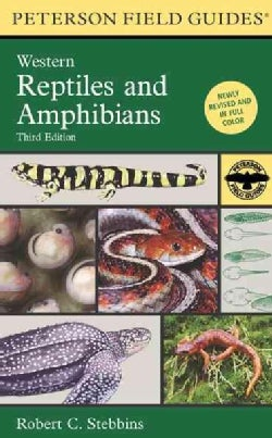 A Field Guide to Western Reptiles and Amphibians (Paperback)
