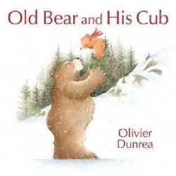 Old Bear and His Cub (Board book)