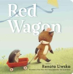 Red Wagon (Board book)