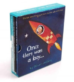 Once There Was a Boy... (Hardcover)