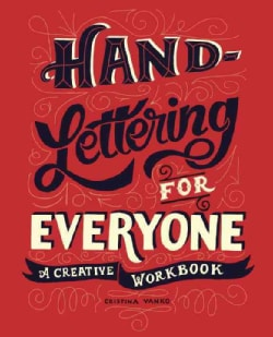 Hand-Lettering for Everyone (Paperback)