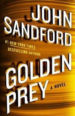 Golden Prey (Hardcover)
