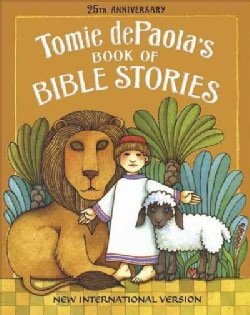Tomie Depaola's Book of Bible Stories: New International Version (Hardcover)