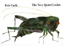 The Very Quiet Cricket: A Multi-Sensory Book (Hardcover)